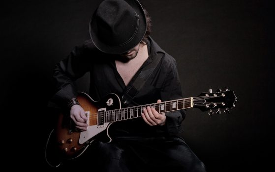 Guitar Player HB